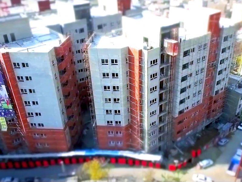 فیلم تبلیغاتی مجتمع مسکونی تجاری کوهسار سال 94