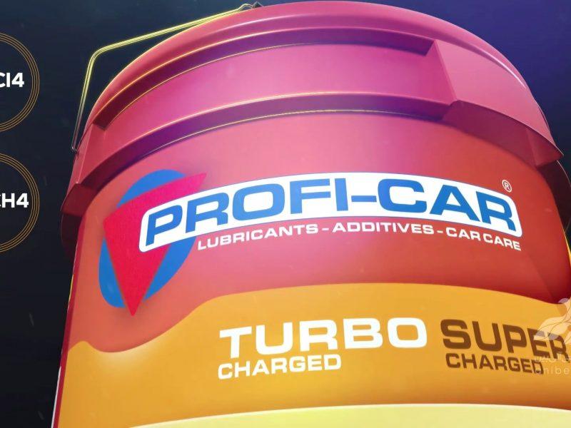 آگهی روغن موتور دیزل پروفی کار آلمان Profi-Car