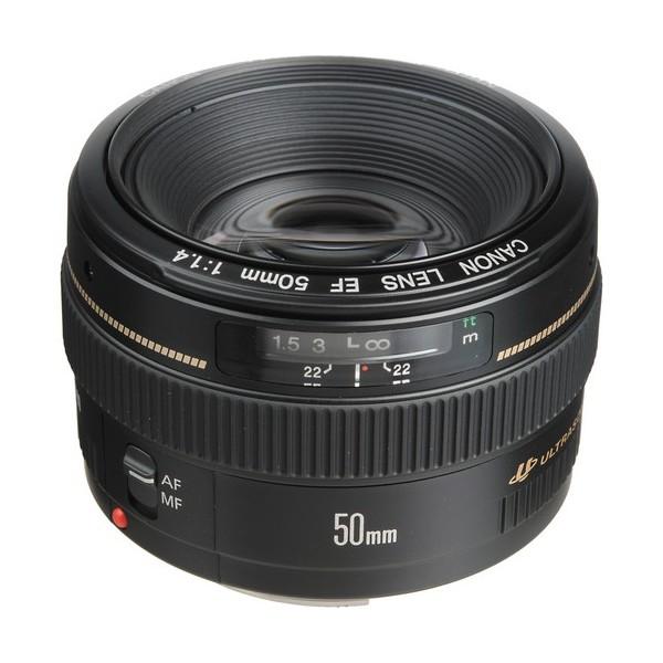 لنز canon-ef-50mm-f14-usm