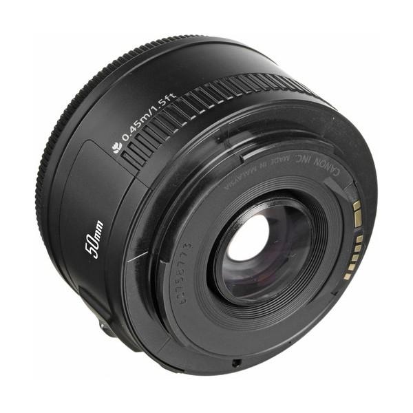 لنز ef-50mm-f18-ii