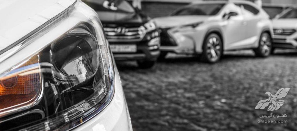 عکاسی خودرو | انبار کوشا خودرو | لکسوز | سانتافه