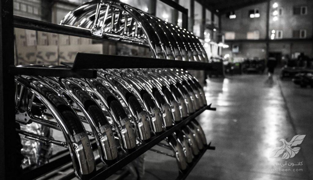 عکاسی صنعتی | کارخانه صنایع لک | گلگیر موتور