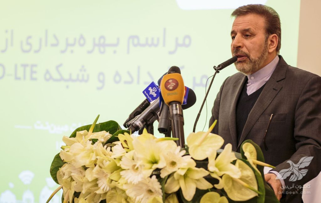 عکاسی رویدادها | افتتاحیه td-lte مبین نت با حضور وزیر ارتباطات