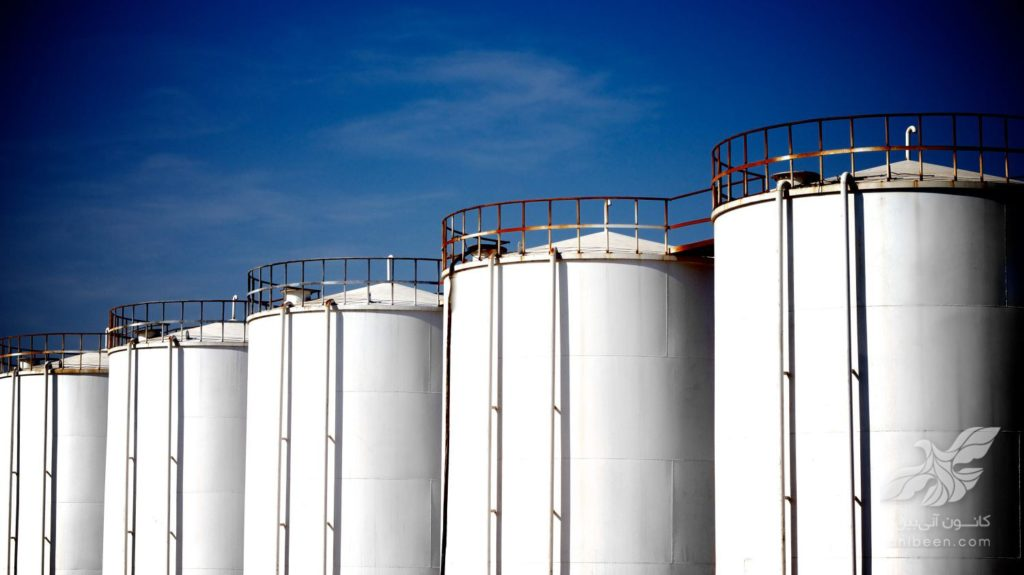 عکاسی کارخانجات و صنایع نفت و گاز و پتروشیمی | مخازن سوخت