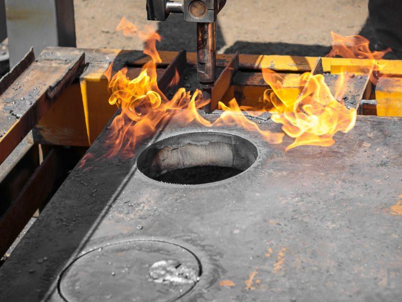 برش cnc فلزات